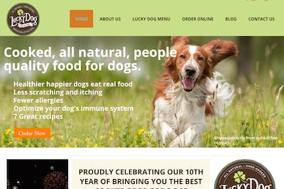 Lucky Dog Cuisine Dog Food